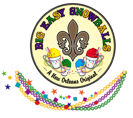 Big Easy Snowballs Logo